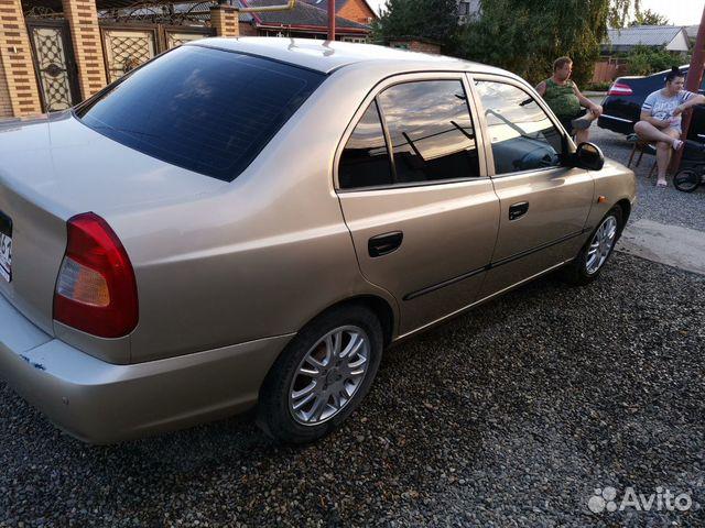 Hyundai Accent, 2006  89897209727 купить 3