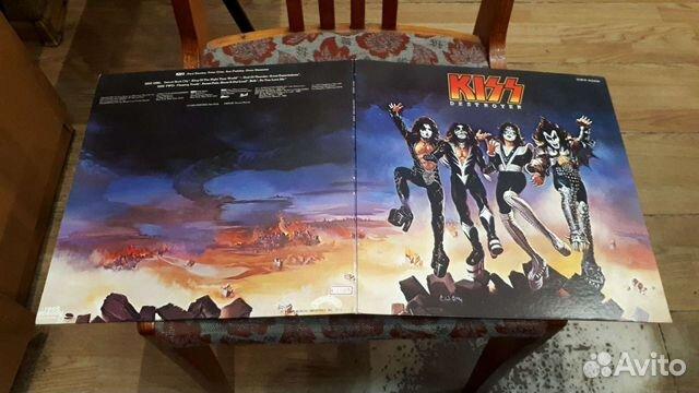 LP Kiss - Destroyer 1976 japan / SWX-6268  283000 купить 2