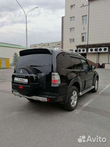 Mitsubishi Pajero, 2007  89627833935 купить 7