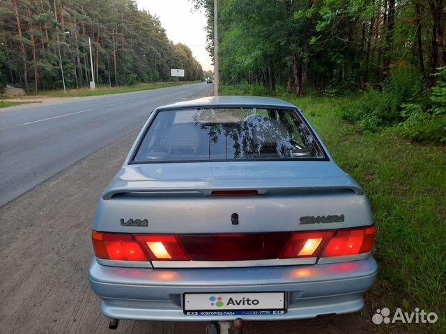 VAZ 2115 Samara, 2007  89517577326 buy 3