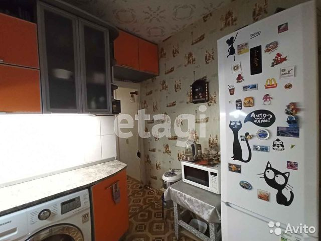 2-к квартира, 45.8 м², 1/5 эт.  89610021194 купить 6