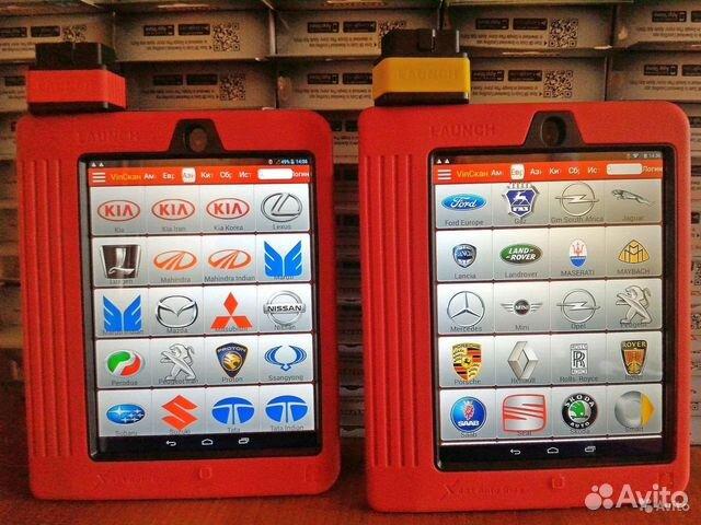Launch X431 Pro3S V5.0 + все марки online/offline  89895225697 купить 3