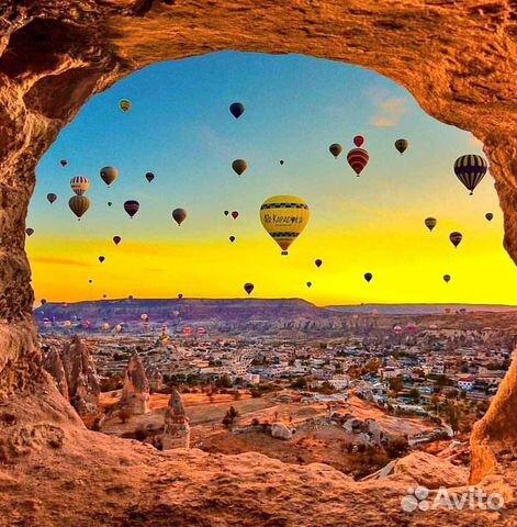 Тур в Турцию. Каппадокия из Москвы 1.10 на 7ночей  купить 1