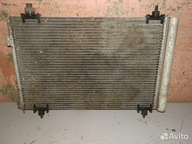 Радиатор кондиционера Ситроен С4  89041755273 купить 1