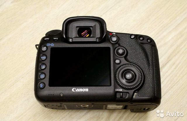 Фотоаппарат Canon EOS 5D Mark III body  89778581806 купить 2