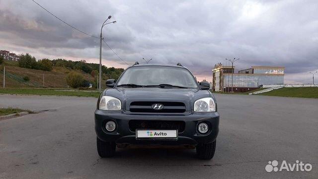 Hyundai Santa Fe, 2008  89063816458 купить 6