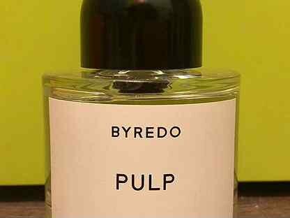 Byredo Pulp, распив парфюма