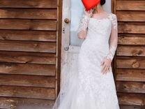 Продаю Свадебное Платье, фасон «Рыбка»