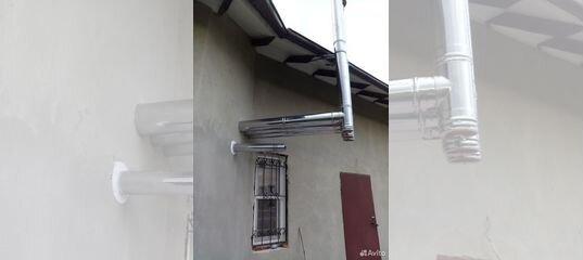 Монтаж дымоходов авито переходник для дымохода для газовых колонок