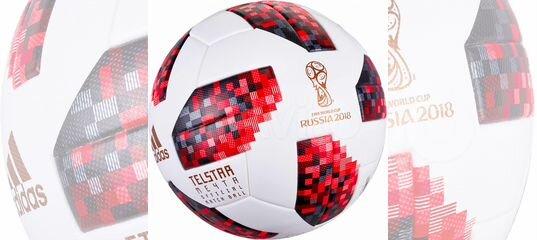 Официальный мяч плей-офф Telstar Мечта OMB 2018 купить в Ставропольском  крае на Avito — Объявления на сайте Авито e30e9f41e5741