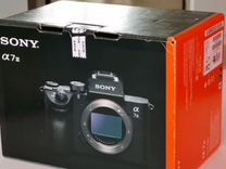Sony iilce-7M3 Body new Tamron 28-75 2.8 рст