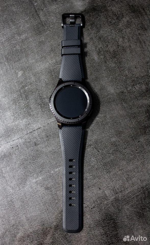 Часы SAMSUNG Gear S3 Frontier  89378001620 купить 5