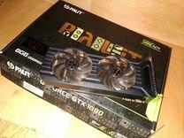 Palit GeForce GTX 1080 Dual OC 8GB — Товары для компьютера в Москве