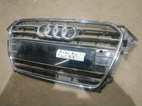 Audi A4 c 2013г. в. решетка радиатора рестайлинг