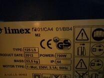 Бетономешалка Limex 125 LS