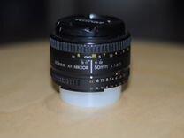 Nikon AF nikkor 50mm 1:1.8D