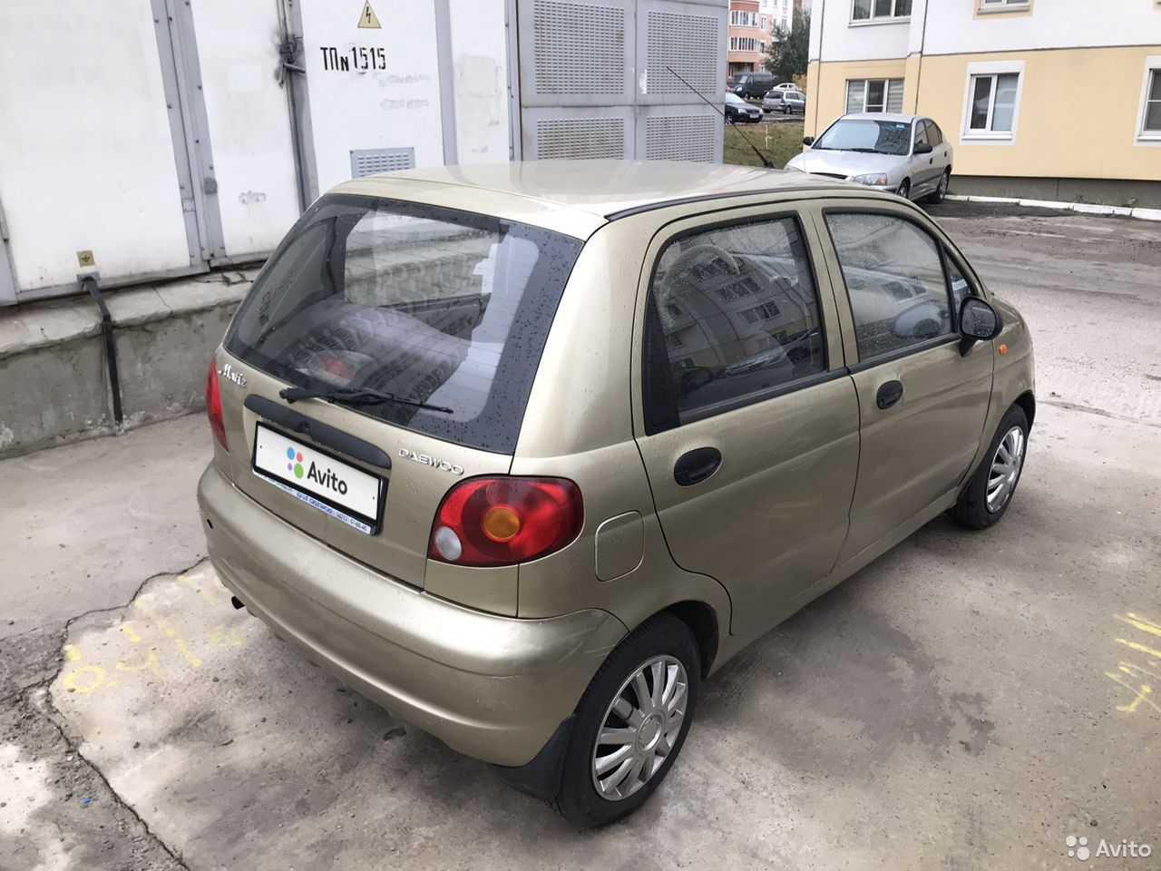 Daewoo Matiz, 2008  89066903227 купить 6