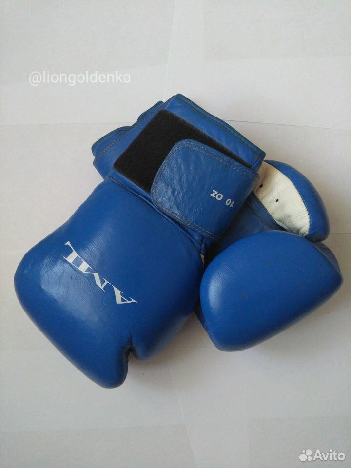 Боксерские перчатки AML  89025079981 купить 3