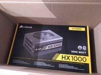 Блок питания Corsair HX1000 (новый, на гарантии)
