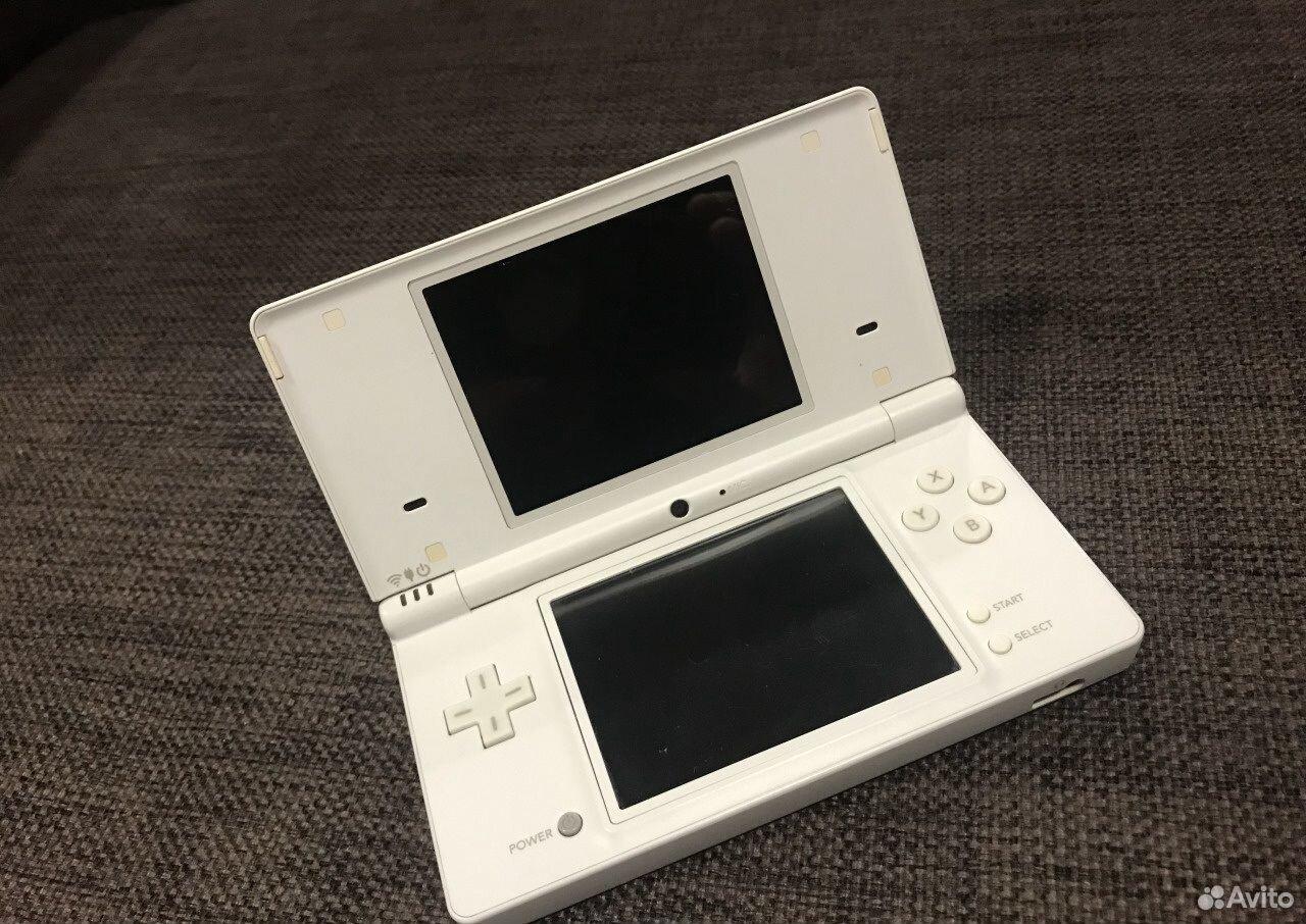 Nintendo DSi прошитая