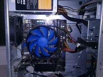 Компьютер + Монитор 1080р