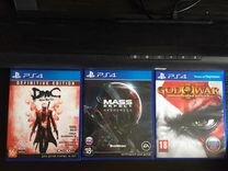 Обмен Игры PS4
