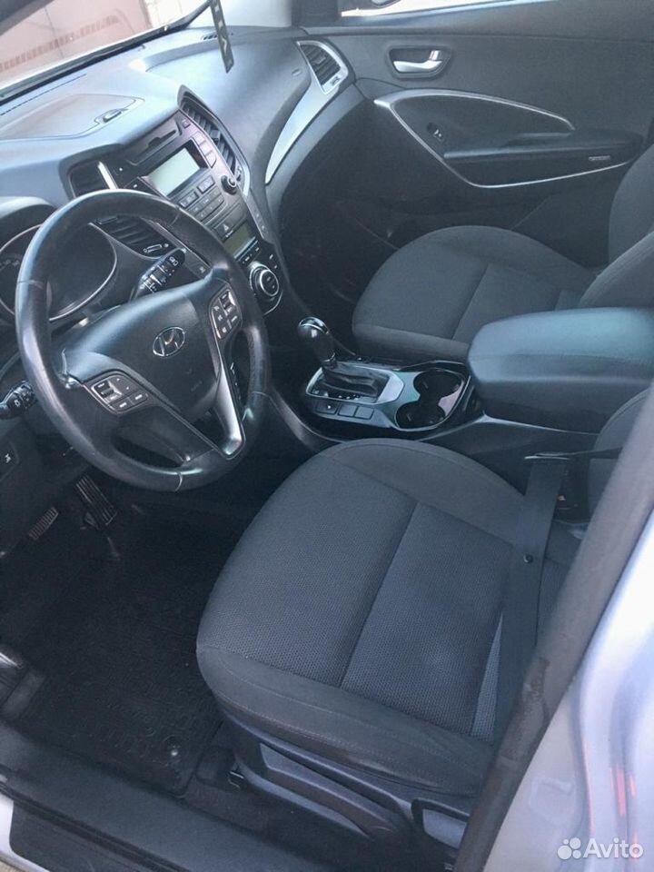 Hyundai Santa Fe, 2014  89584757524 купить 10
