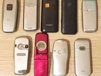 Мобильные телефоны (можно на запчасти)