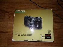 Фотоаппарат Fujifilm finepix F660