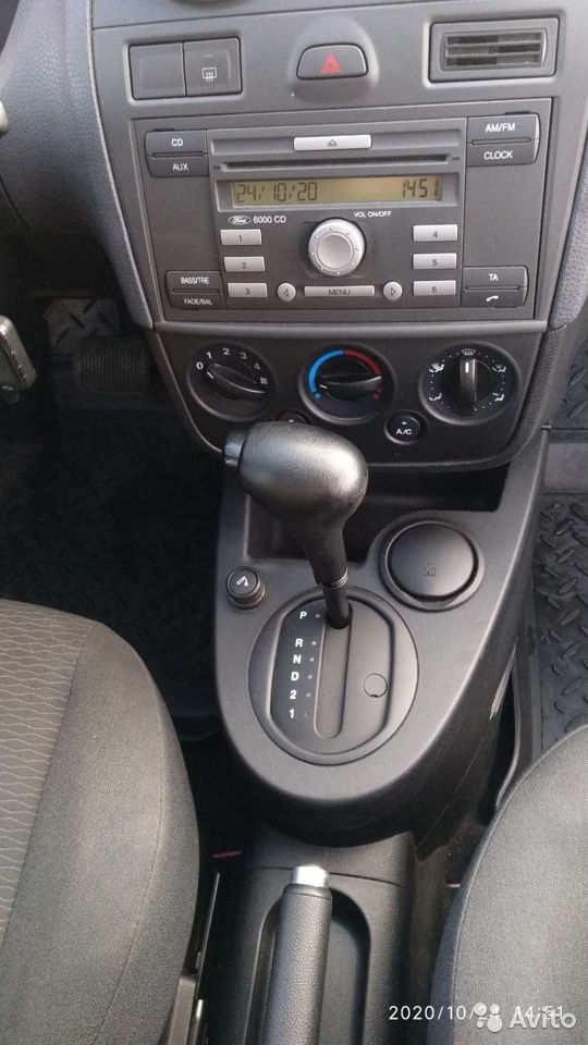 Ford Fiesta, 2007  89874313503 купить 7