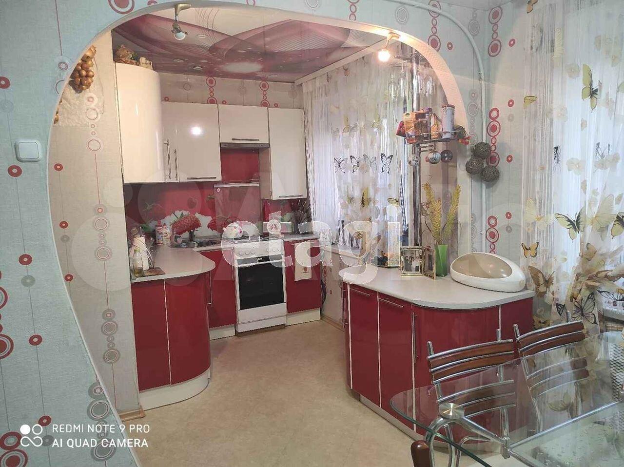 3-к квартира, 62.4 м², 5/5 эт.  89118702449 купить 1