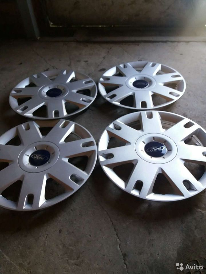 Колпаки форд R15 комплект