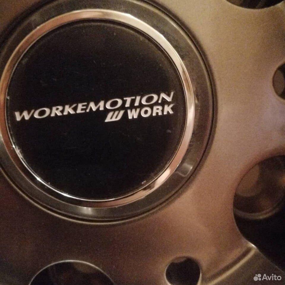 Work emotion 5*120 r18  89045971202 купить 2