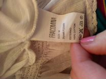 Туника блузка рубашка S