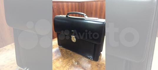da8eb94ff6fa Мужской Портфель фирмы DuPont купить в Москве на Avito — Объявления на  сайте Авито
