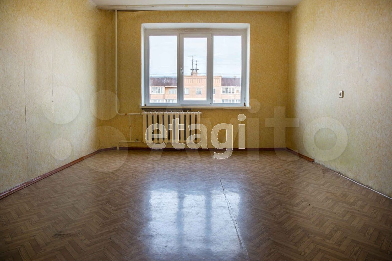 3-к квартира, 70 м², 9/10 эт.