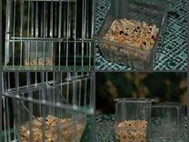 Большая клетка для мелких и средних попугаев