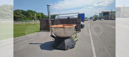 Чан банный купить в Воронежской области | Товары для дома и дачи | Авито
