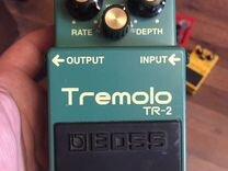 Гитарная педаль Boss Tremolo