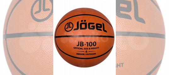 6ffc368f Мяч баскетбольный Jogel JB-100 №5 / №6 купить в Вологодской области на  Avito — Объявления на сайте Авито