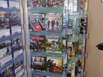 Игры для приставок PS4/PS3/PSP/XBoxOne/XBox360