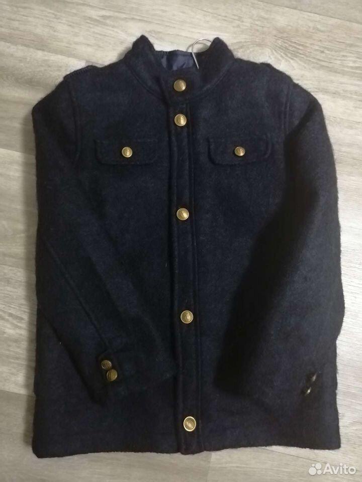 Пальто для мальчика  89132786023 купить 1