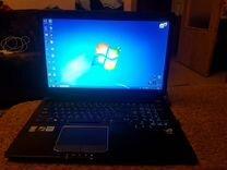 Игровой ноутбук asus ROG g750js