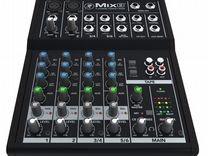 Новый микшер Mackie Mix8