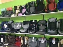 Детские автокресла Специализированный магазин