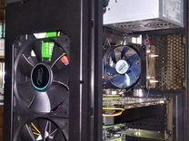 Компьютер 6 ядер 12 поток 3,00 GHz,GTX1060,8g озу