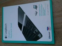 Logitech Ultrathin Keyboard Cover, Solar Keyboard