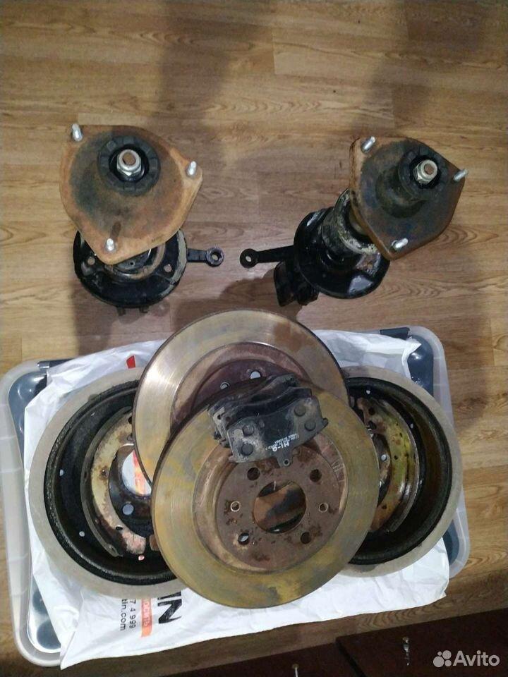 LADA тормоза (диски, барабаны, колодки hi-q)  89295005243 купить 1