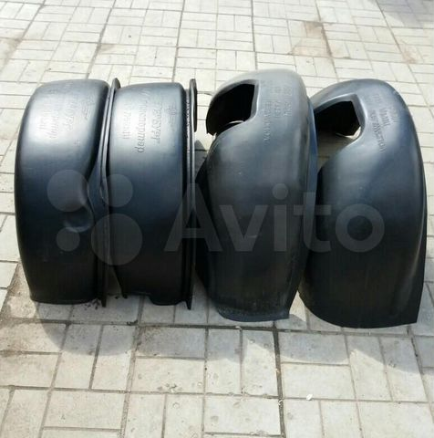 подкрылки для фольксваген транспортер т4