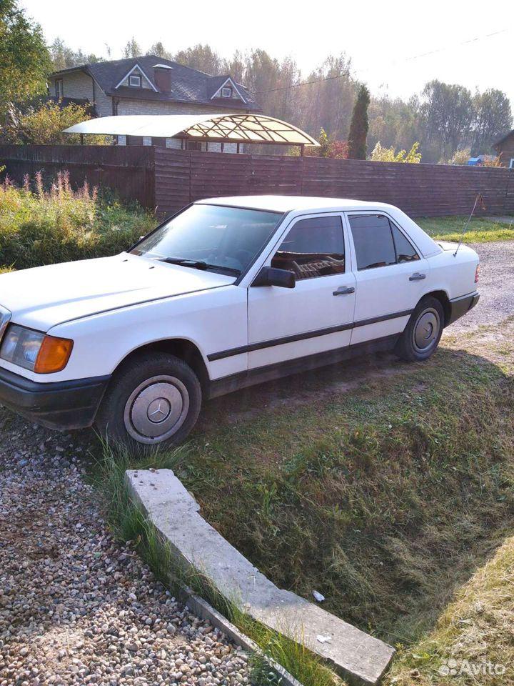 Mercedes-Benz W124, 1988  89066131989 купить 1